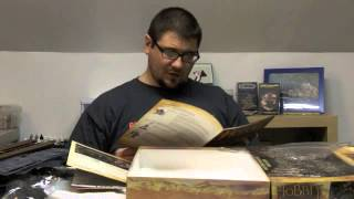 Unboxing   Limited Edition Escape From Goblin Town (the Hobbit, Games Workshop)