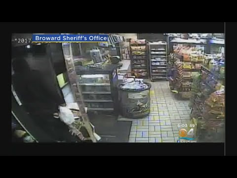 Video: Crook Steals Cash, Lotto Tickets From Store