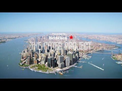 Heineken   The Cities Project: +POOL