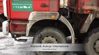 Samochód ciężarowy-wywrotka MAN 35.364  2009 r.