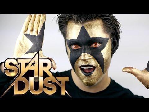 WWE Stardust Face Paint