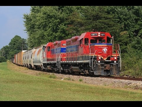 Tennessee Southern Railway 9/11/2013