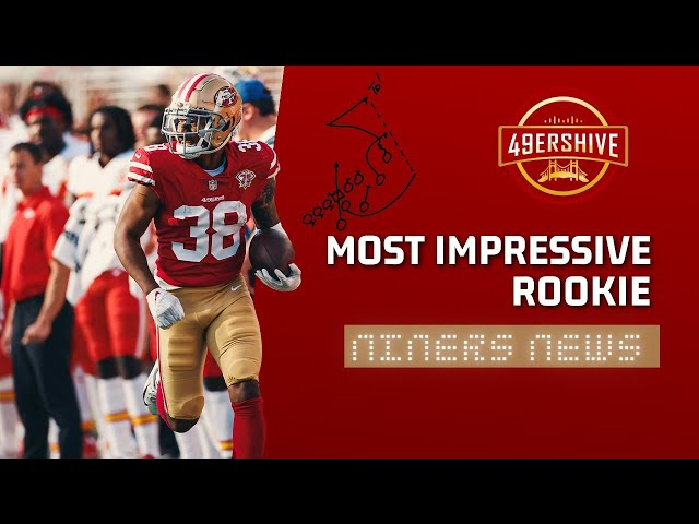 Niners News: Most Impressive Rookie From Chiefs vs 49ers?