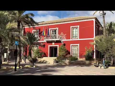 Bob does ALHAMA de Murcia