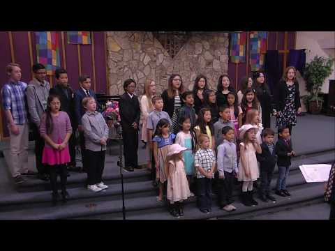 Simi Valley Adventist School Youth Choir Special Presentation