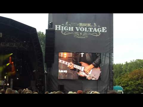 Heaven and Hell. Intro/Mob Rules Victoria Park 24....