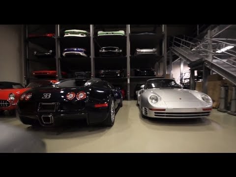 Insane Car Collection!