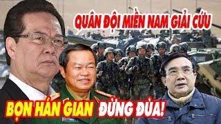"""Quân Khu Miền Nam """"chính thức"""" lên tiếng hồi âm – Cập nhật tình hình tướng Lê Mã Lương"""