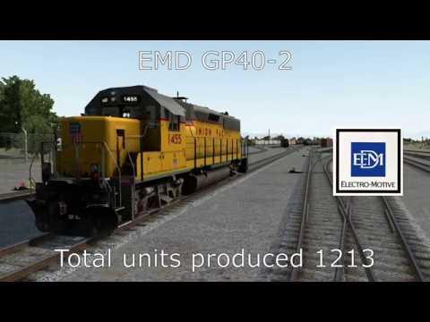 Run 8 V2 Reviews: EMD GP40-2 Packs |