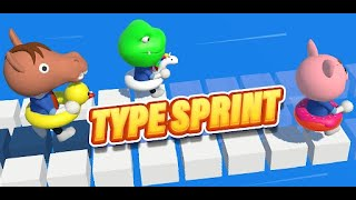 Type Sprint Gameplay | Mobile | No Commentary screenshot 5