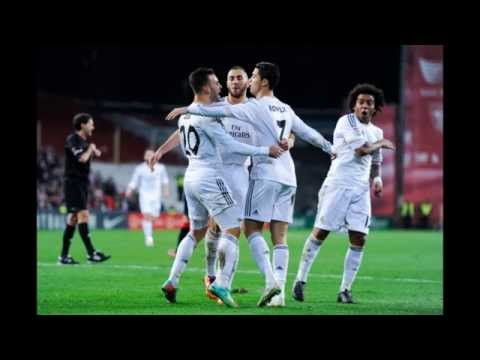 Real Madrid vs Cordoba 2-0 All Goals and Highlights 25/08/2014 HD