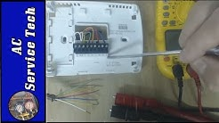 Understanding and Wiring Heat Pump Thermostats with AUX & Em. Heat! Terminals, Colors, Functions!