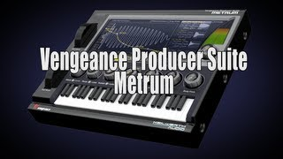 Vengeance Producer Suite - Metrum official product video