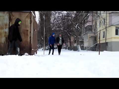 Приколы На Улице. Парни Жгут ))
