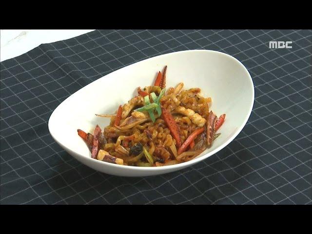 [Smart Living]Stir-fried Jjambbong ?~??? ??? ????20170313