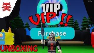 VIP - Unboxing - Dansk Roblox