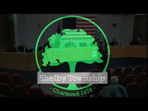 Shelby Township Board of Trustee Meeting -  11.21.2017