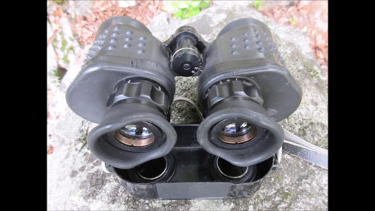 Pzo lp7x45c polish army binoculars wojska polskiego fernglas