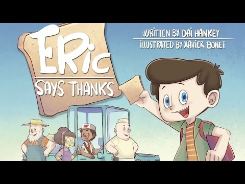 Eric Says Thanks Trailer