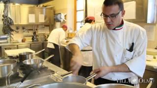 Il Cavaliere di Villa Olmi: l'alta qualità della grande cucina italiana