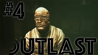 Outlast: Part 4 - Banging down doors - (Gameplay/commentary) - [PS4]