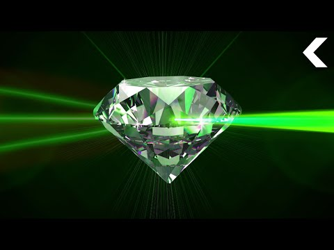 Lasers Are Great, But Diamond Superlasers Are Better, Here