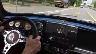 Rover mini with a weber carburetor ウェーバーキャブローバーミニ走行