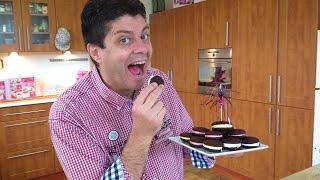 Nejchutnější Whoopie Pie Recept (whoopie čokoládové Koláčky) S Marshmallow Krém, Vařte S Majklem