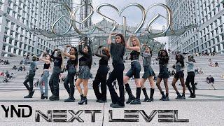 [KPOP IN PUBLIC PARIS] AESPA 에스파 'Next Level' dance cover by Young Nation Dance