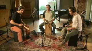 "Yshai Afterman - ""A line from Here to Nowhere"". Darbuka - Cajon - Pandero percussion composition"