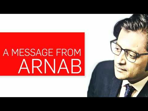 Arnab Goswami receives legal threat from media group