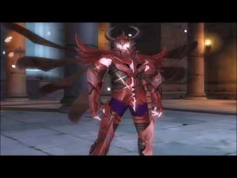 Saint Seiya: The Hades - All Playable Silver Saints and Specters [PS2]
