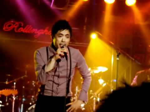 Kim Sang Min 김상민   YOU Live Concert On Christmas In 2008