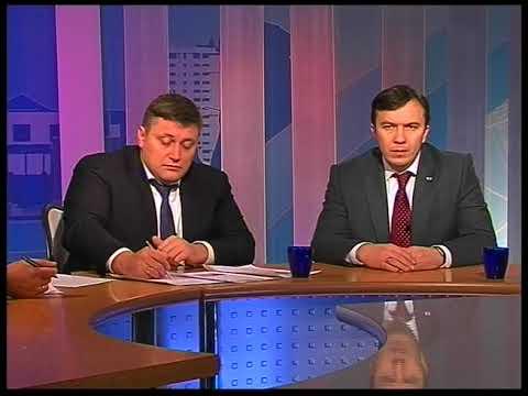 Телеканал Дубна. Ближе к делу - М. Данилов и С. Куликов.
