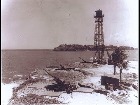 Las Defensas Costeras en Puerto Rico durante la Segunda Guerra Mundial