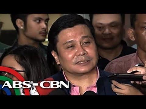 TV Patrol: Jinggoy Estrada, pansamantalang nakalaya: Pinalaya ang dating senador matapos manatili ng tatlong taon sa Camp Crame, dahil sa kaugnayan niya umano sa pork barrel scam.  Subscribe to the ABS-CBN News channel! - http://bit.ly/TheABSCBNNews  Watch the full episodes of TV Patrol on TFC.TV   http://bit.ly/TVP-TFCTV and on IWANT.TV for Philippine viewers, click: http://bit.ly/TVP-IWANTv  Visit our website at http://news.abs-cbn.com Facebook: https://www.facebook.com/abscbnNEWS Twitter: https://twitter.com/abscbnnews