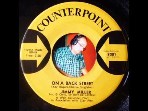 POPCORNSOUND - Jimmy Miller - On a back street