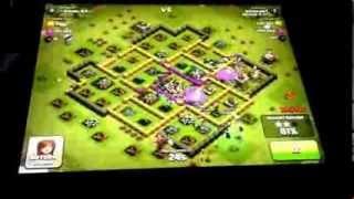 900k raid clash of clans