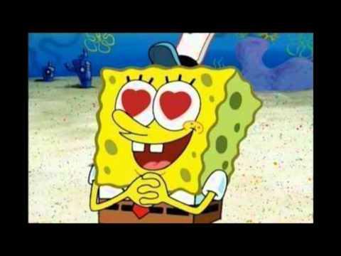 Tom Kenny  as Spongebob hitting on a girl at San Diego ComicCon