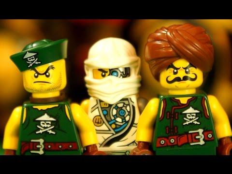Смотреть мультик Лего Ниндзя Го все 36 серий