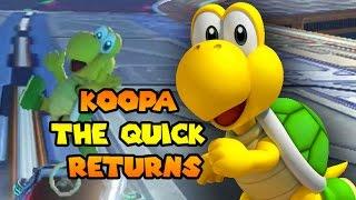 Mario Kart 8 - Koopa The Quick Returns