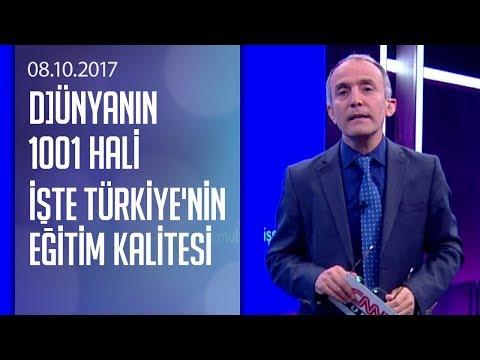 Emin Çapa, Türkiye'nin eğitim kalitesini araştırdı - Dünyanın 1001 Hali 08.1