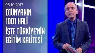 Emin Çapa, Türkiye'nin eğitim kalitesini araştırdı - Dünyanın 1001 Hali 08.10.2017 Pazar