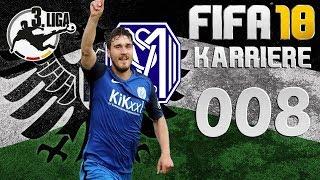 FIFA 18 Karrieremodus | Part 8 | Debut im Preußenstadion - 2. Spieltag | SV Meppen