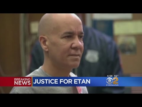Convicted Killer In Etan Patz Murder Gets 25 Years To Life In Prison