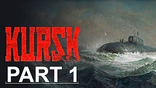 KURSK - First 25 Minutes Gameplay Part 1 (First Ever Adventure & Documentary Game 2018)