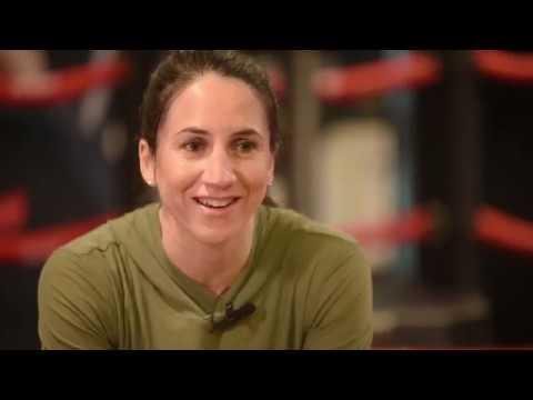 Christina Cruz, the US Olympic Boxer, joins the BotBoxer team!