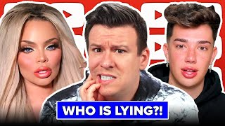 WHO IS LYING?! Trisha Paytas James Charles Controversy, Strange Matt Gaetz Allegations, & More News