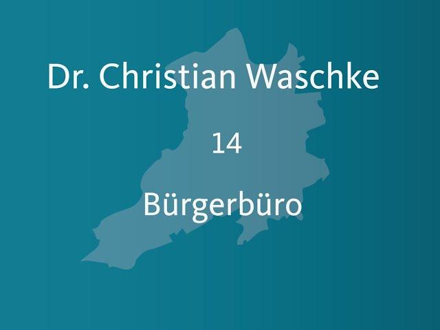 Dr Christian Waschke