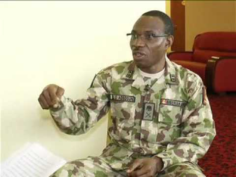 BOKO HARAM HAS BEEN  DEFEATED - GENERAL LAMIDI CONFIRMS